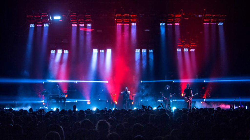 Nine Inch Nails Live