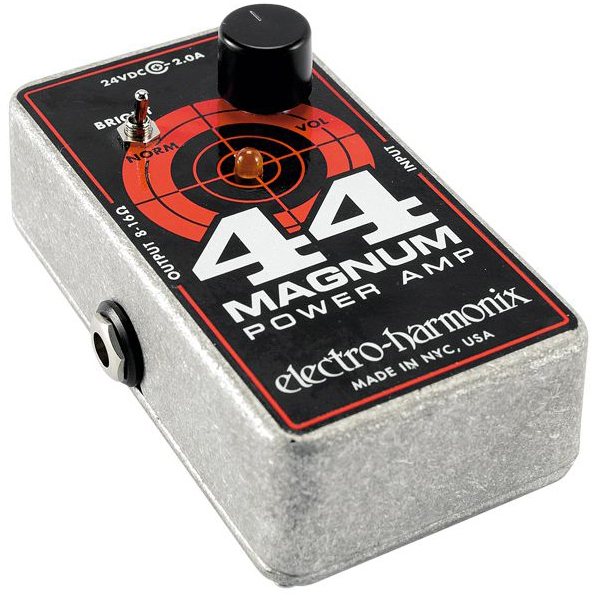 Downsize to a power amp pedal
