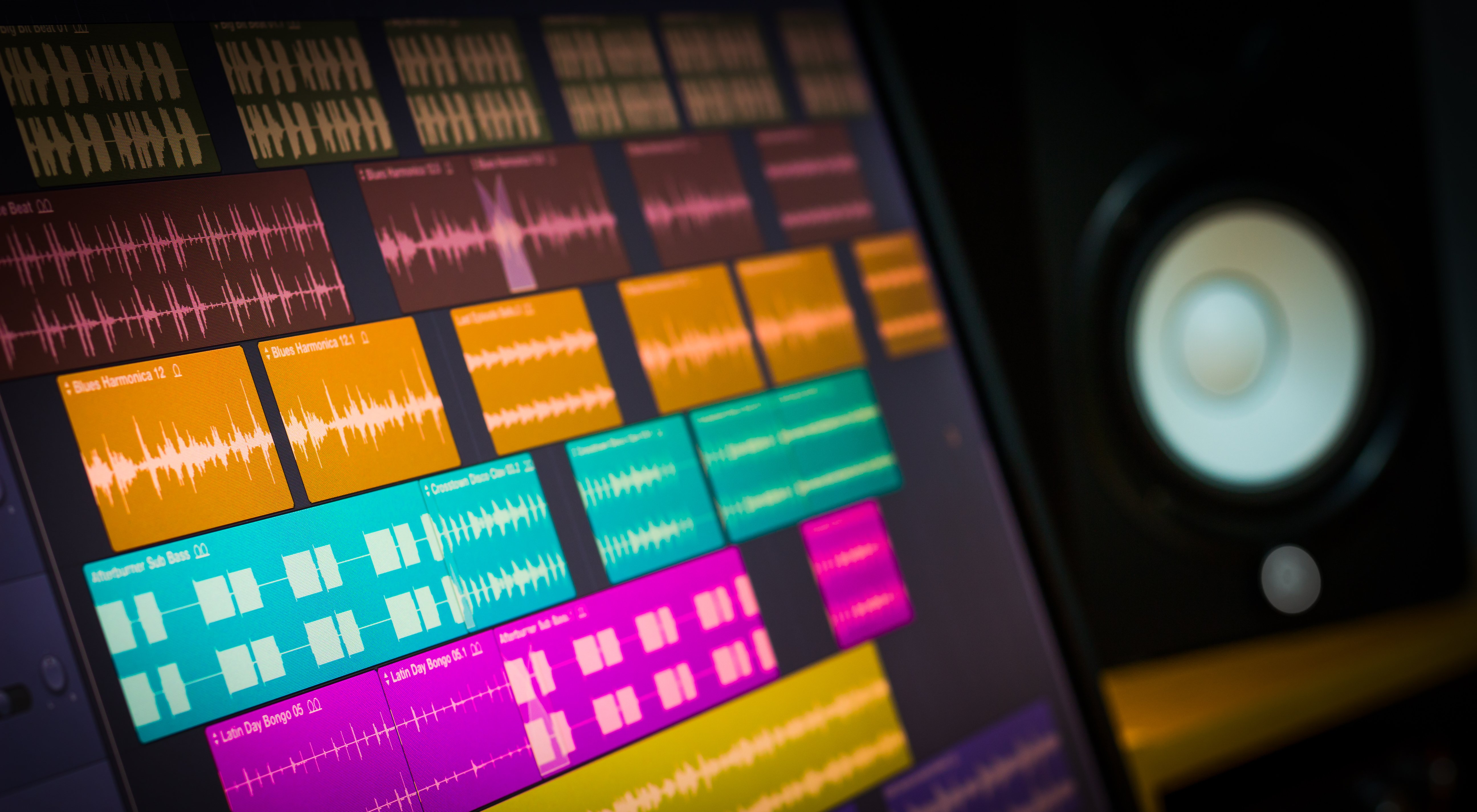 free audio effects